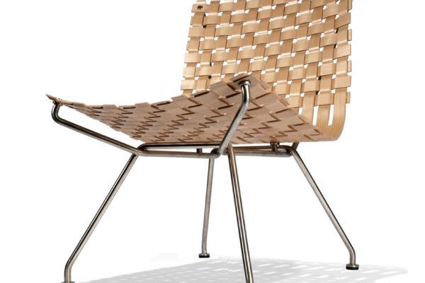 Braid-Y lounge chair