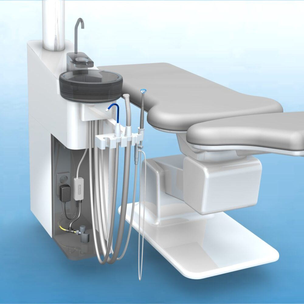 Yirro-plus® dental mirror system